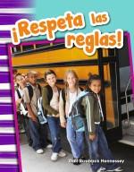 ¡Respeta las reglas!: Read-along eBook