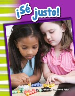 ¡Sé justo!: Read-along eBook
