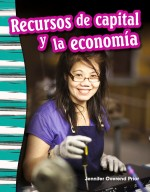 Recursos de capital y la economía: Read-Along eBook
