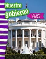 Nuestro gobierno: Las tres ramas: Read-Along eBook