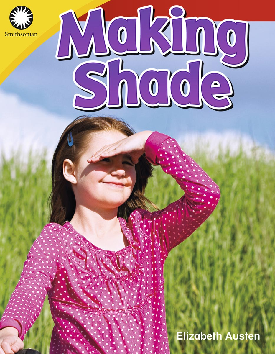 Making Shade By Elizabeth Austan