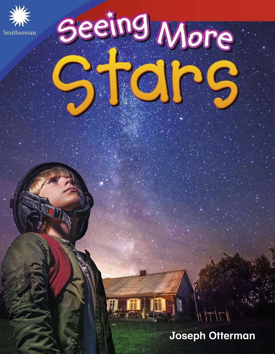 Seeing More Stars By Joseph Otterman