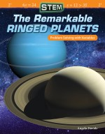 STEM: The Remarkable Ringed Planets: Problem Solving with Variables