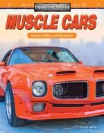 Engineering Marvels: Muscle Cars: Graphs, Tables, and Equations
