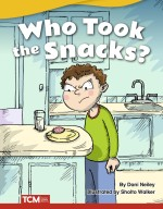 Who Took the Snacks?: Read-Along eBook