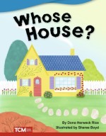 Whose House?: Read-Along eBook