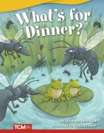 What's for Dinner?: Read-Along eBook