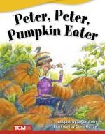 Peter, Peter, Pumpkin Eater: Read-Along eBook