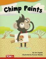 Chimp Paints: Read-Along eBook