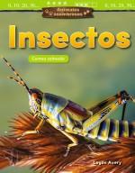 Animales asombrosos: Insectos: Conteo salteado
