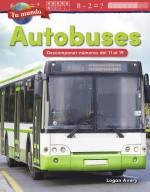 Tu mundo: Autobuses: Descomponer números del 11 al 19