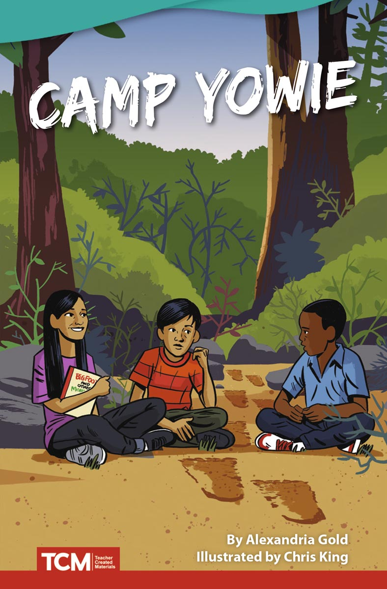 Camp Yowie By Alexandria Gold