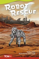 Robot Rescue: Read-Along eBook