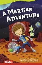 A Martian Adventure: Read-Along eBook