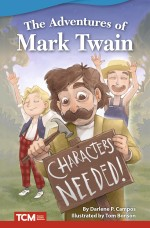 The Adventures of Mark Twain: Read-Along eBook