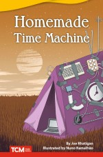 Homemade Time Machine: Read-along ebook