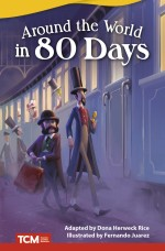 Around the World in 80 Days: Read-Along eBook