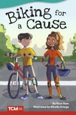 Biking for a Cause: Read-Along eBook