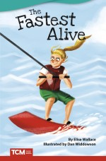 The Fastest Alive: Read-Along eBook