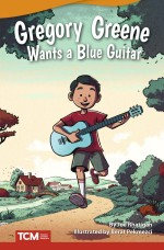 Gregory Greene Wants a Blue Guitar