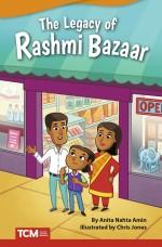 The Legacy of Rashmi Bazaar: Read-Along eBook