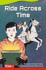 Ride Across Time: Read-Along eBook