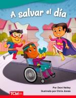 A salvar el día: Read-along ebook