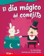 El día mágico del conejito: Read-along ebook