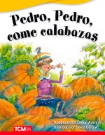 Pedro, Pedro, come calabazas: Read-along ebook