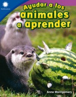 Ayudar a los animales a aprender: Read-Along eBook