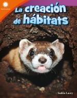La creación de hábitats: Read-Along eBook