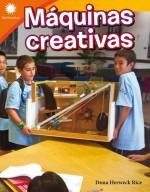 Máquinas creativas: Read-Along eBook