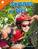 Seguros en bici: Read-Along eBook