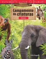 Animales asombrosos: Campamento de criaturas: División: Read-along ebook