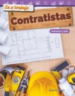 En el trabajo: Contratistas: Perímetro y área: Read-along ebook