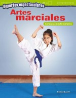Deportes espectaculares: Artes marciales: Comparación de números: Read-along ebook