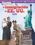 La historia de la inmigración de EE. UU.: Datos: Read-along ebook
