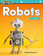 STEM: Robots: 3-D Shapes: Read-along ebook
