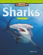 Amazing Animals: Sharks: Skip Counting: Read-along ebook