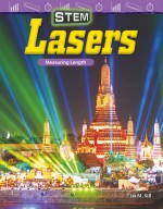 STEM: Lasers: Measuring Length: Read-along ebook