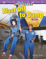 Fun and Games: Blast Off to Camp: Time: Read-along ebook
