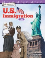 The History of U.S. Immigration: Data: Read-along ebook