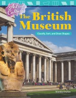 Art and Culture: The British Museum: Classify, Sort, and Draw Shapes: Read-along ebook