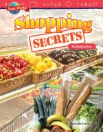 Your World: Shopping Secrets: Multiplication: Read-along ebook
