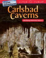 Travel Adventures: Carlsbad Caverns: Identifying Arithmetic Patterns: Read-along ebook