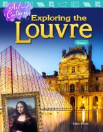Art and Culture: Exploring the Louvre: Shapes: Read-along ebook