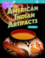 Art and Culture: American Indian Artifacts: 2-D Shapes: Read-along ebook