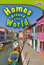 Homes Around the World: Read-Along eBook