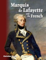 Marquis de Lafayette and the French: Read-along ebook