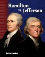 Hamilton vs. Jefferson: Read-along ebook